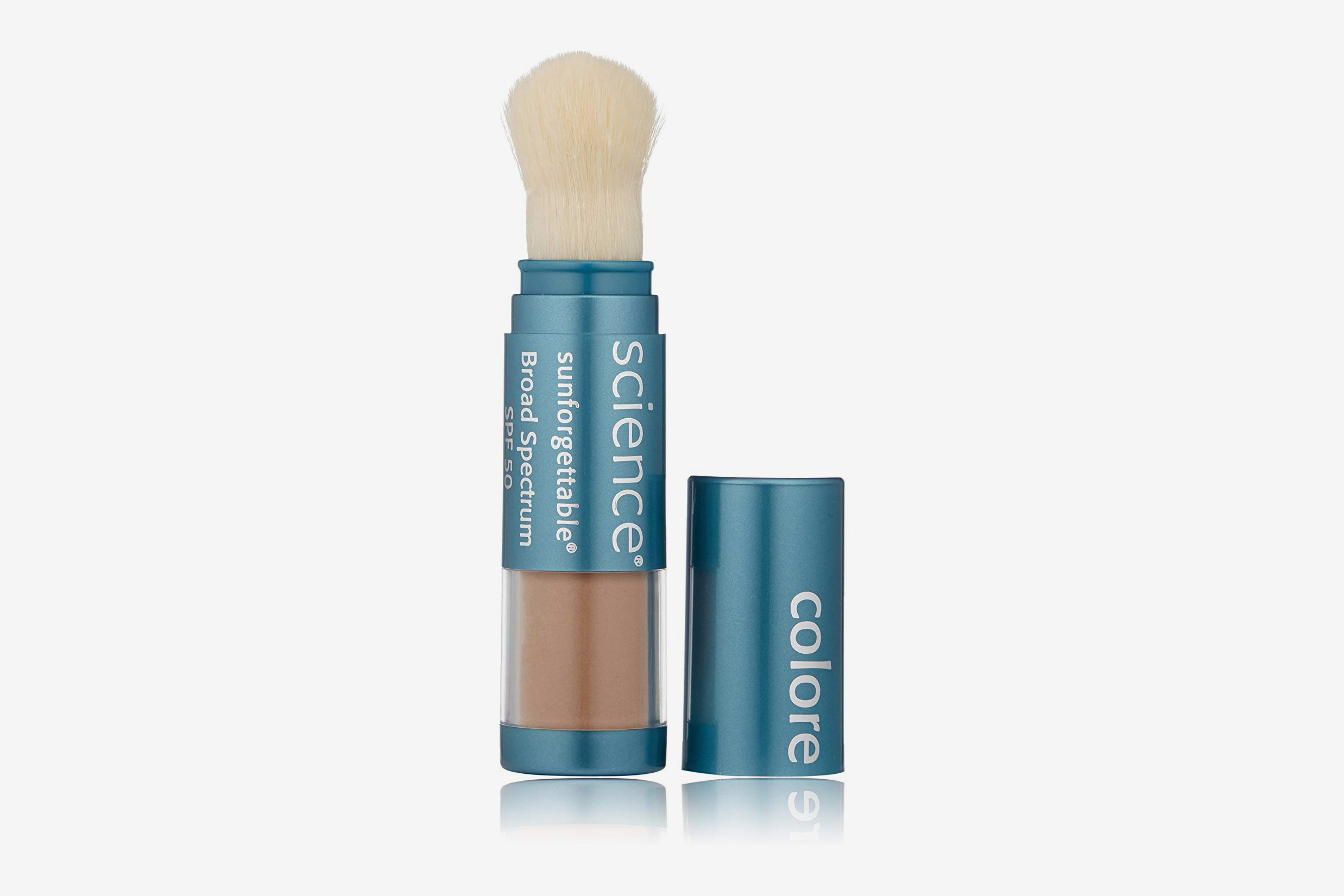 Colorescience Sunforgettable Mineral SPF 50 Sunscreen Brush