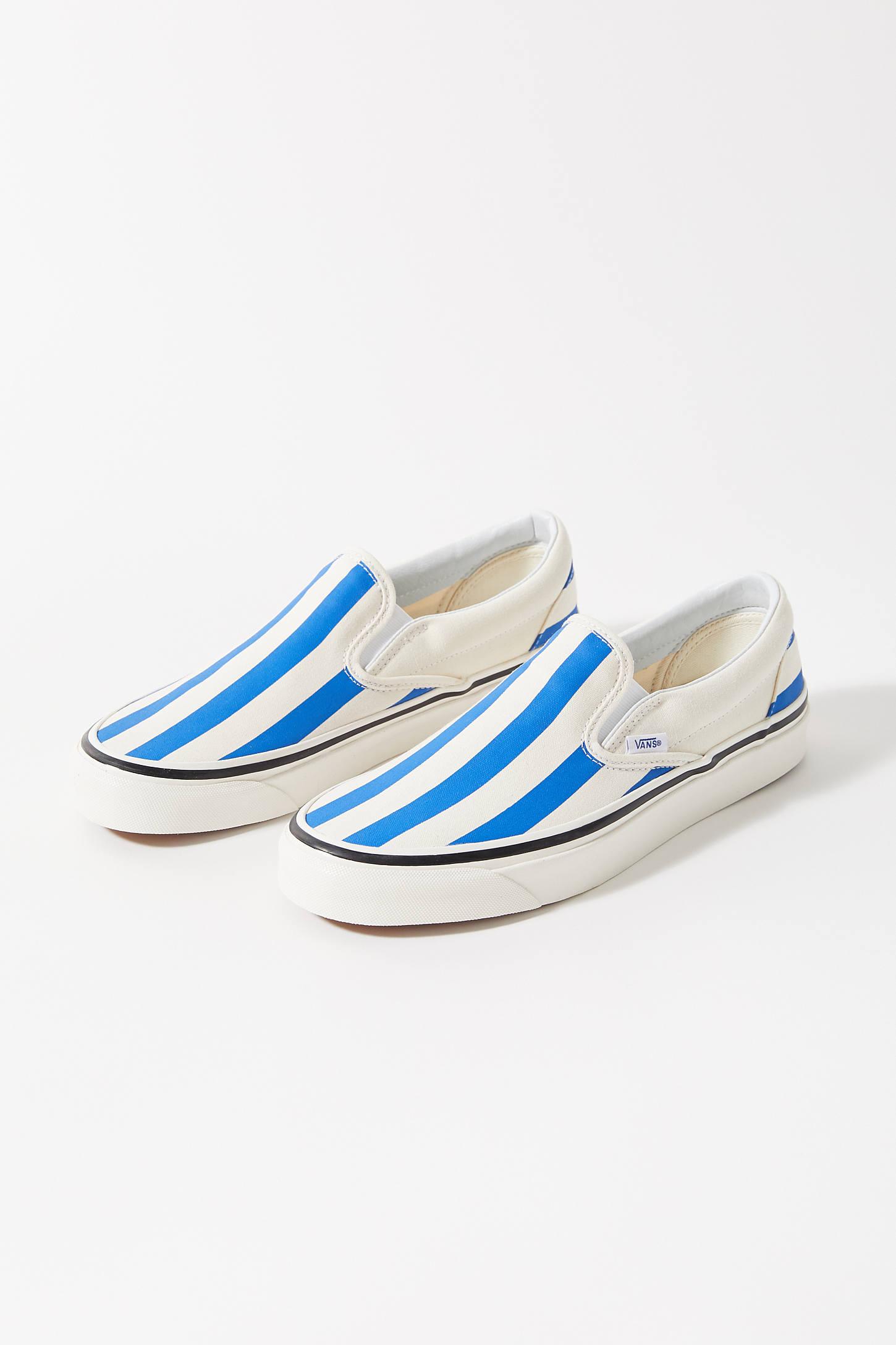 Vans Anaheim Factory 98 DX Striped Slip-On Sneaker