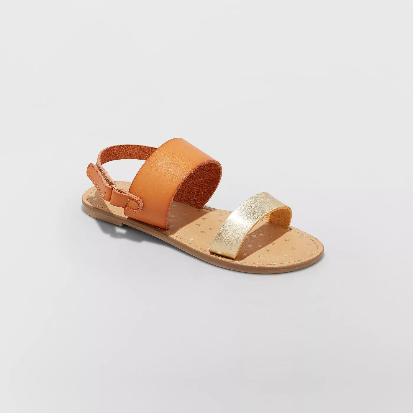 Girls' Magalie Ankle-Strap Sandals