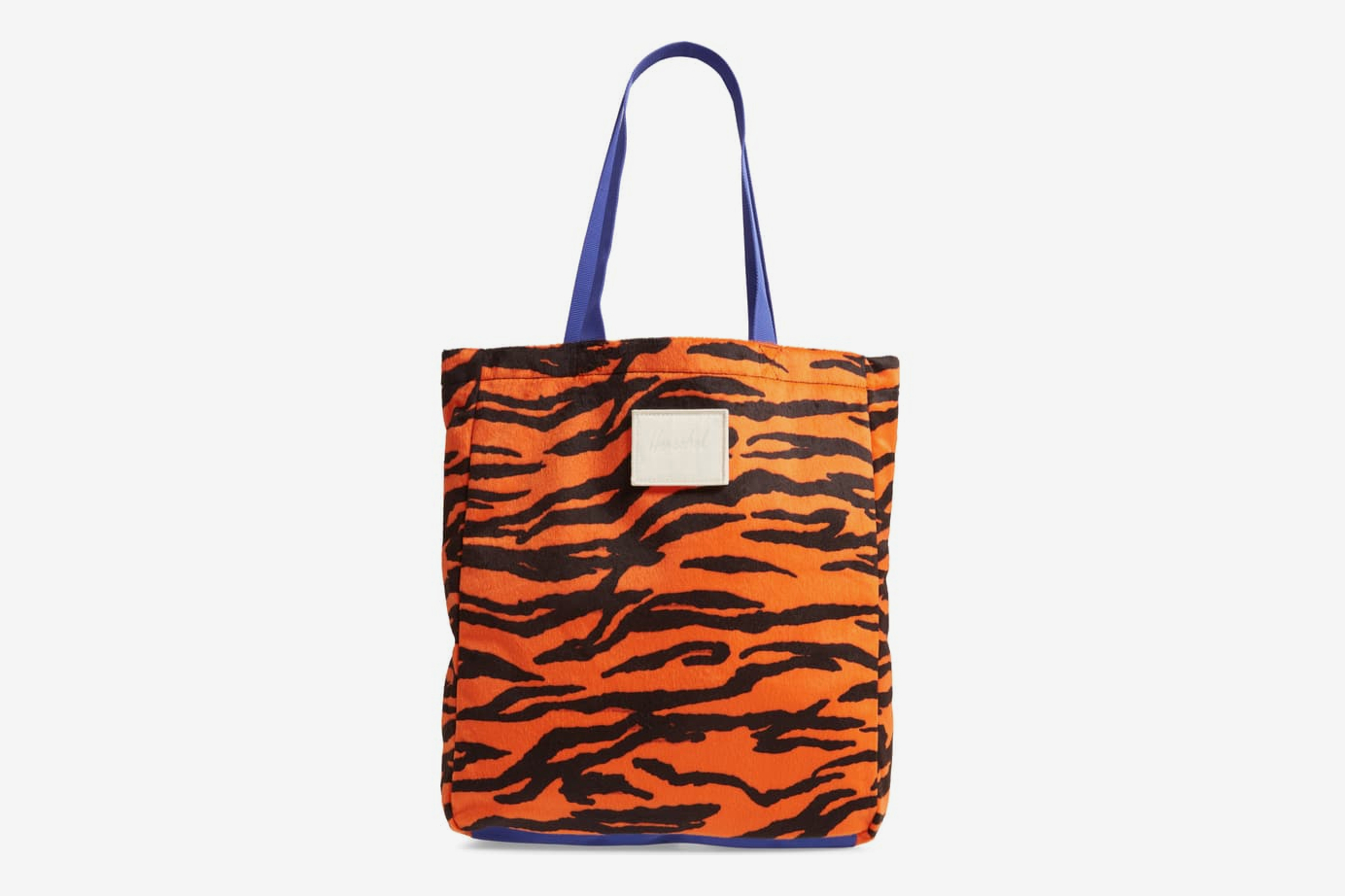 Herschel Supply Co. North/South Tote, Tiger/Royal Blue