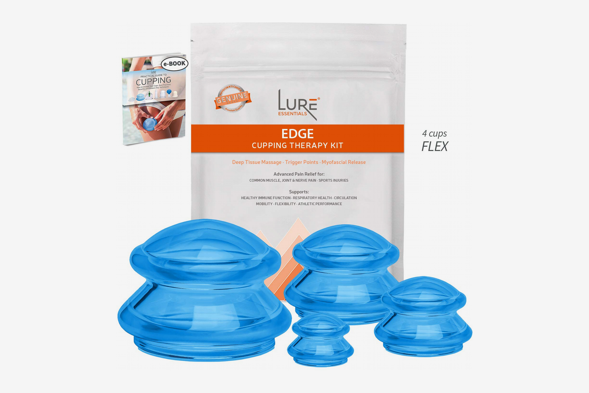 Lure Essentials Cupping Therapy Set
