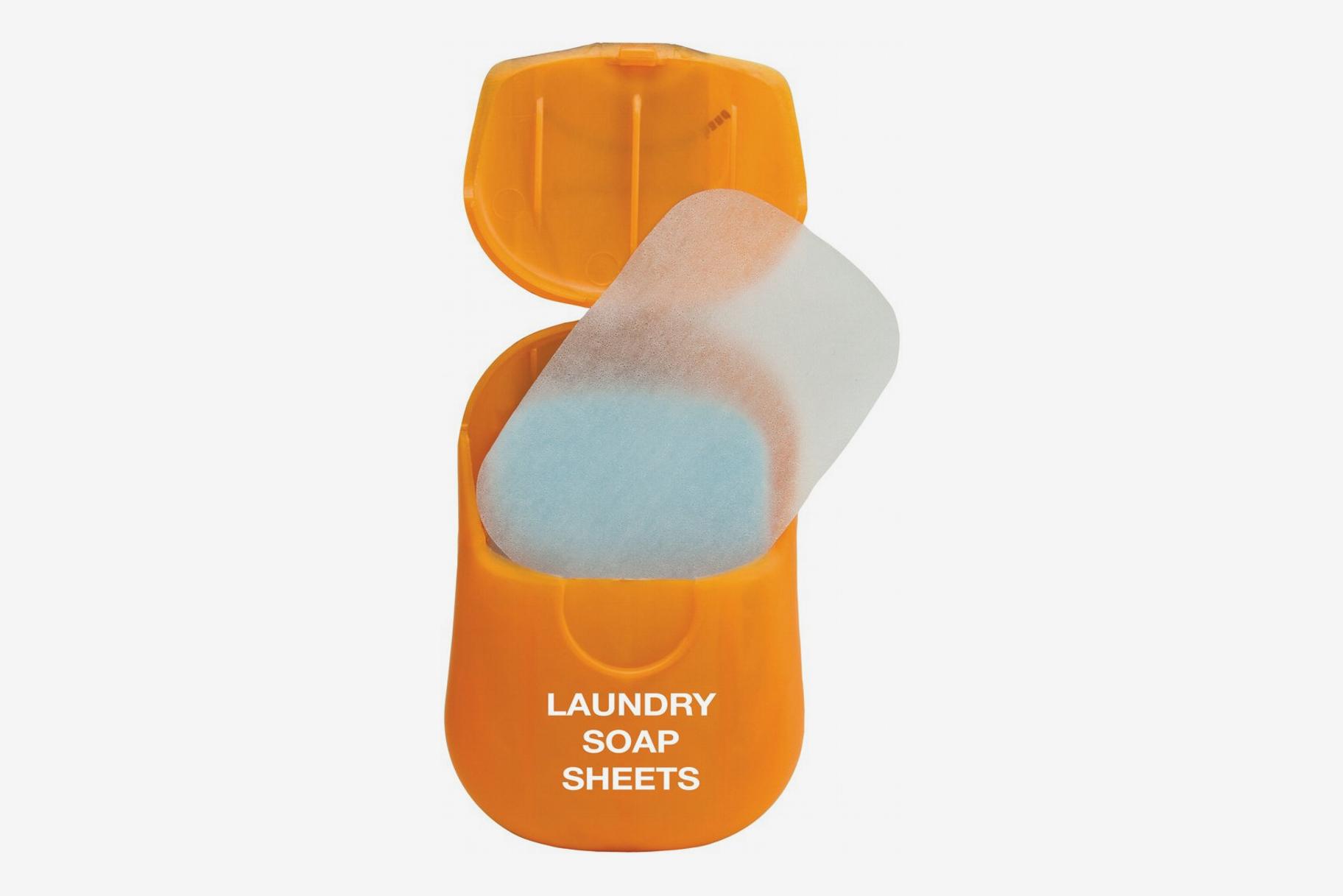 Travelon Laundry Soap Sheets