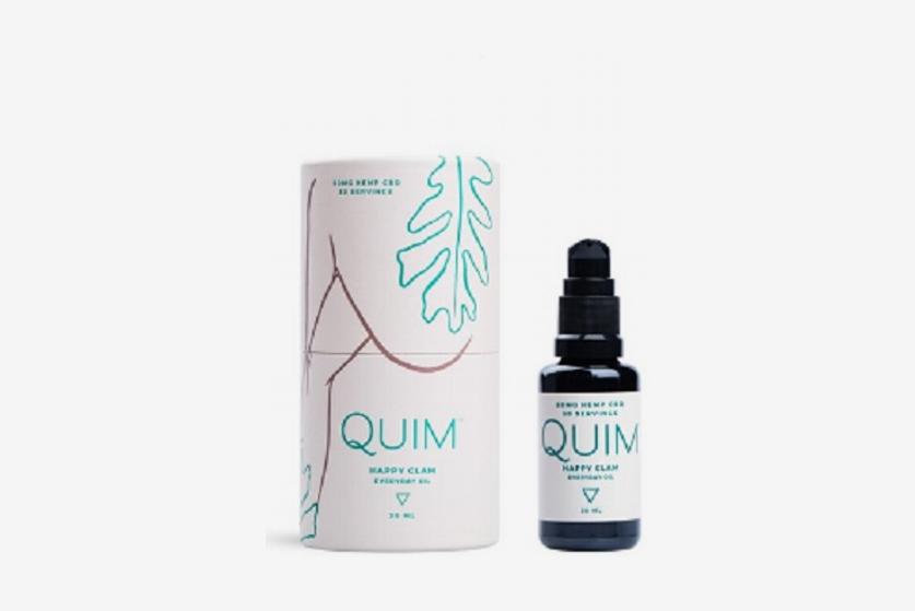 Quim Happy Clam Everyday CBD Oil