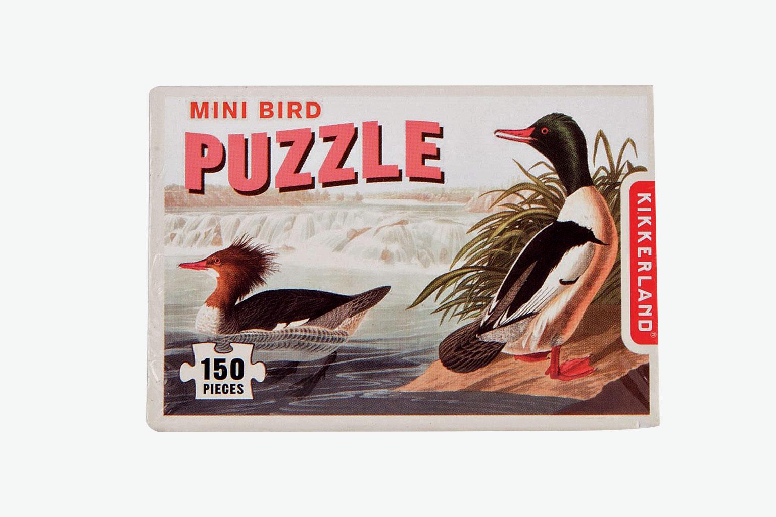 Mini Bird Puzzles