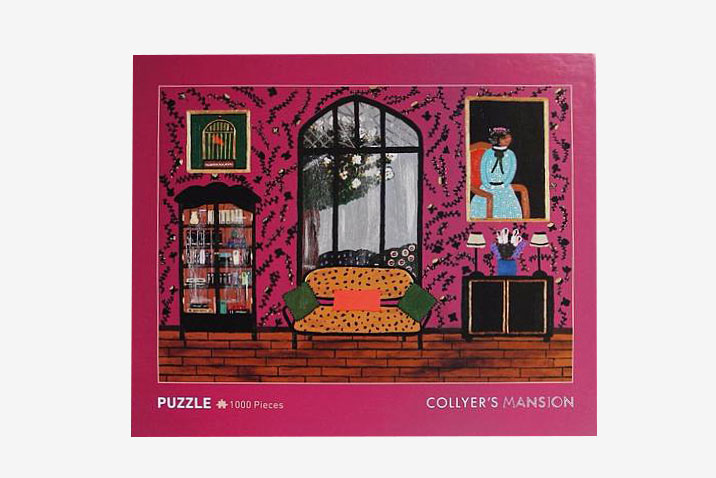 The Drawing Room Puzzle