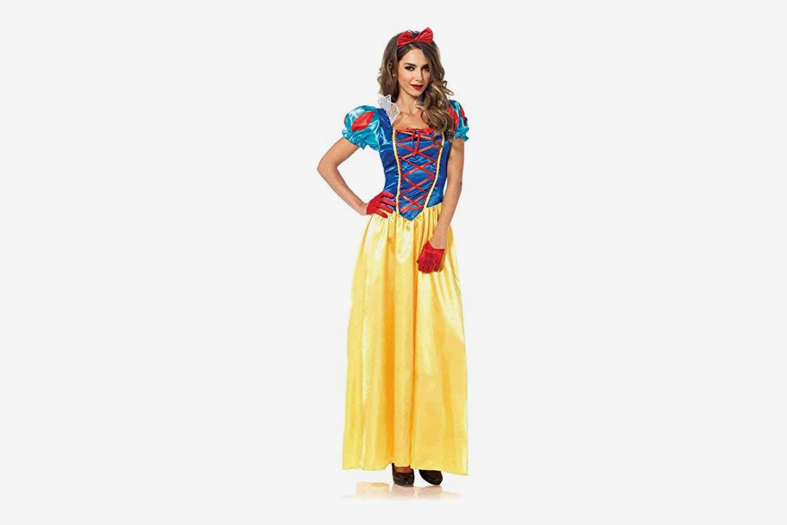 Leg Avenue Women's Classic Snow White Costume
