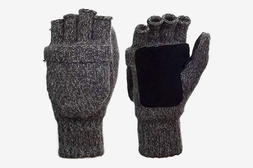 Metog Suede Thinsulate Thermal Insulation Mittens