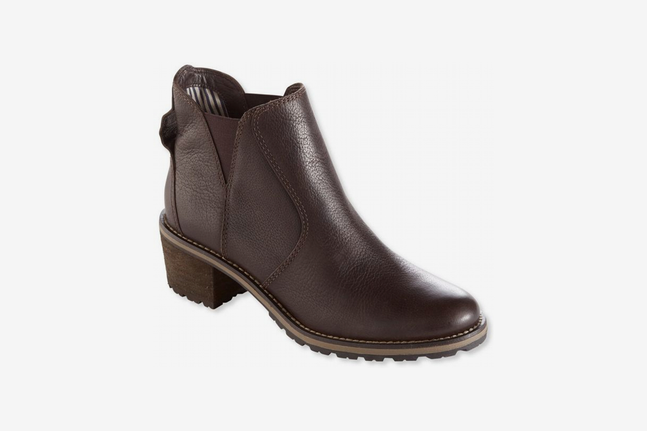 L.L. Bean Deerfield Ankle Boots
