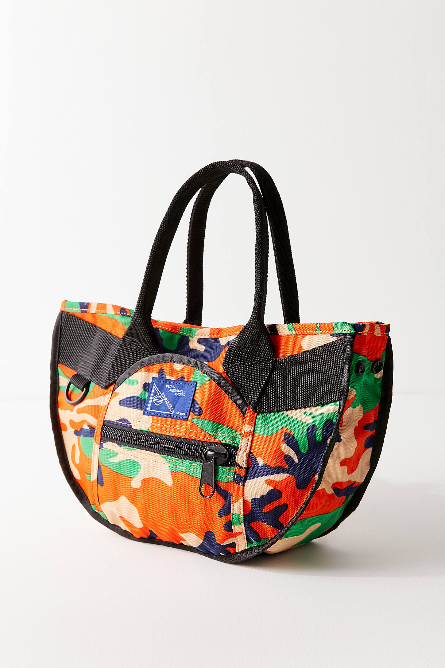 Peters Mountain Works UO Exclusive Evergreen Mini Tote Bag