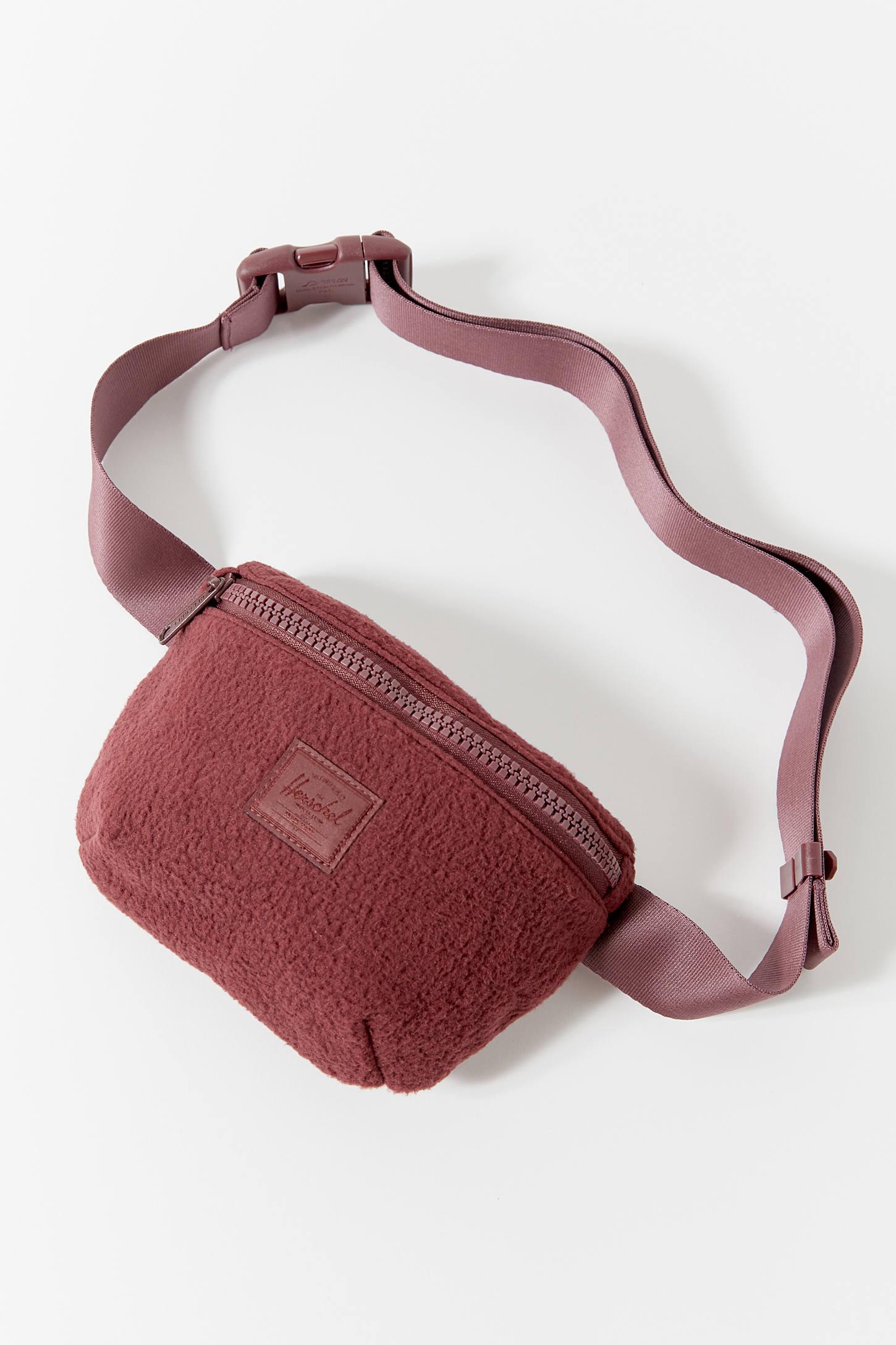 Herschel Supply Co. Fourteen Fleece Belt Bag