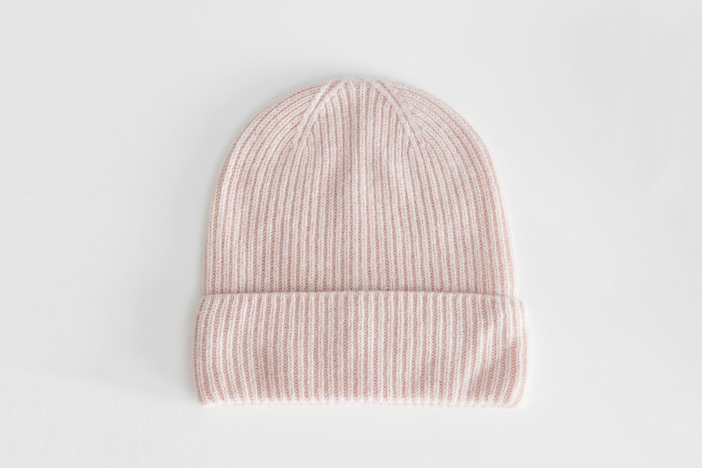 Soft Cashmere Knit Beanie