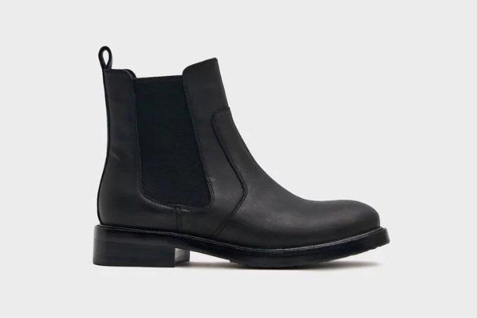 NEED Amelia Leather Boot