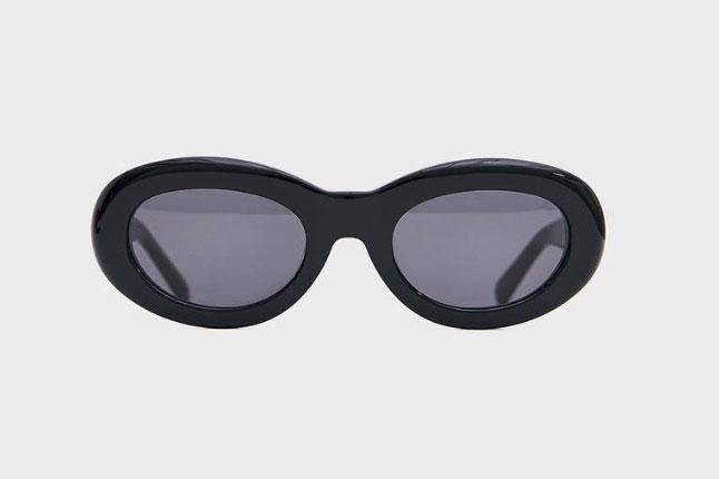 Sun Buddies Courtney Sunglasses in Black