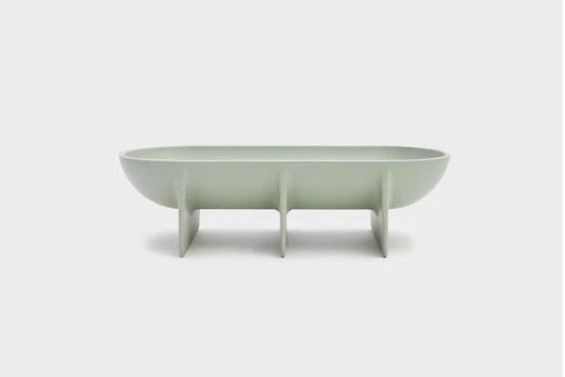 FS Objects Large Standing Bowl