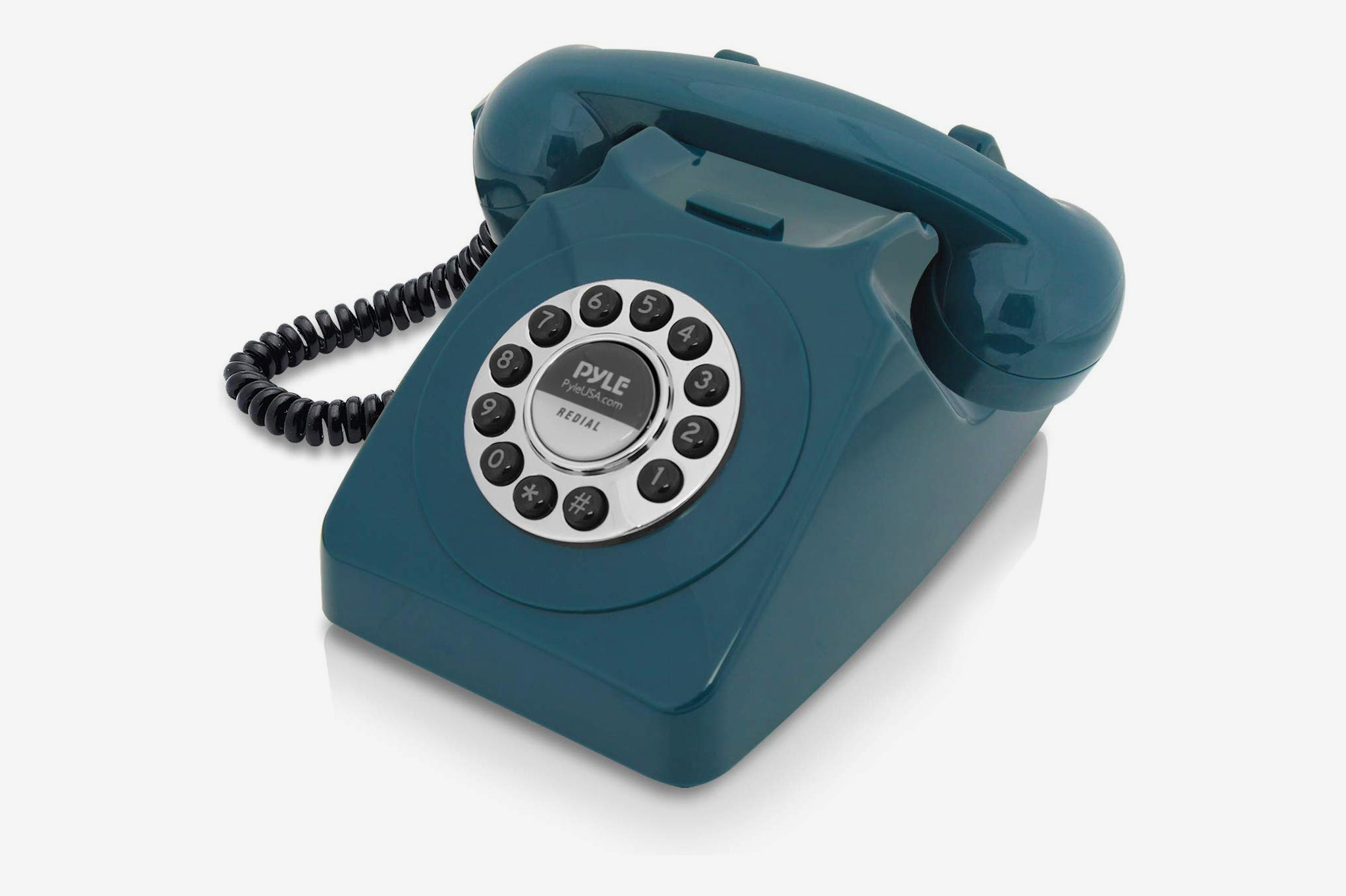 Retro Design Corded Landline Phone