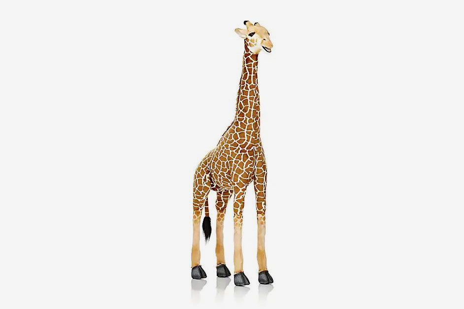 Hansa Large Ride-On Giraffe