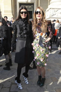 Mary Katrantzou Was Worried About Lending Anna Dello Russo a Dress to