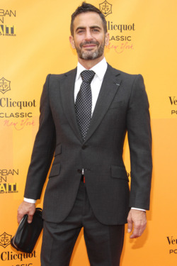 Marc Jacobs Has Been Struggling With His CFDA Awards Acceptance Speech
