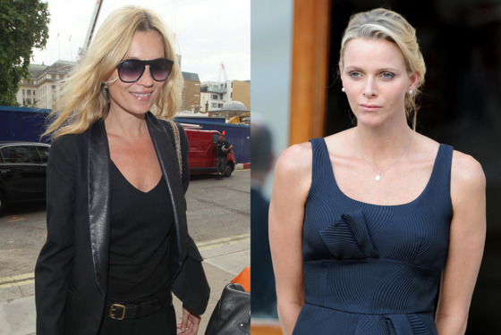 To Whose Wedding Would You Rather Go: Kate Moss's or Charlene Wittstock's?
