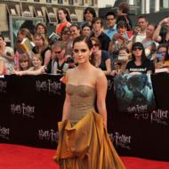Emma Watson's Harry Potter Premiere Evolution
