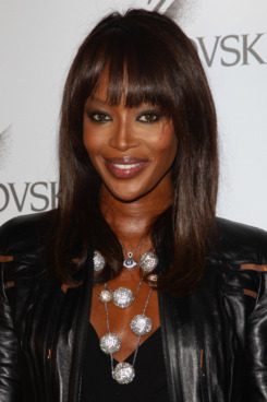 MILAN, ITALY - JUNE 07:  Naomi Campbell attends the Swarovski Fashionation at Palazzo Reale on June 7, 2011 in Milan, Italy.  (Photo by Vittorio Zunino Celotto/Getty Images)