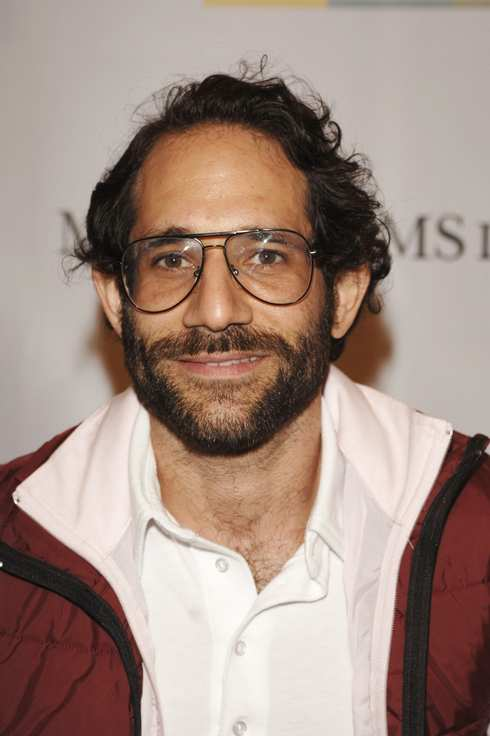 LOS ANGELES, CA - OCTOBER 21:  American Apparel's Dov Charney attends the LA Fashion Awards at the Orpheum Theatre on October 21, 2005 in Los Angeles, California.  (Photo by Stephen Shugerman/Getty Images) *** Local Caption *** Dov Charney