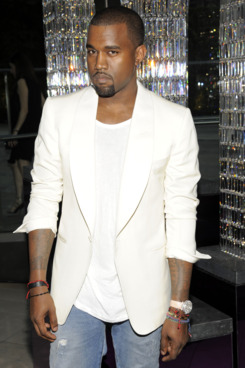 Kanye West==2011 CFDA Awards - Inside Arrivals==Alice Tully Hall, NYC==June 06, 2011==?Patrick McMullan==Photo - CLINT SPAULDING/PatrickMcMullan.com====