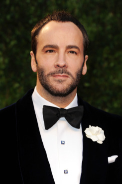 WEST HOLLYWOOD, CA - FEBRUARY 27:  Designer Tom Ford arrives at the Vanity Fair Oscar party hosted by Graydon Carter held at Sunset Tower on February 27, 2011 in West Hollywood, California.  (Photo by Pascal Le Segretain/Getty Images) *** Local Caption *** Tom Ford