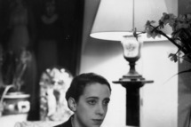 6th March 1936:  Italian fashion designer Elsa Schiaparelli (1896 - 1973).  (Photo by Sasha/Getty Images)