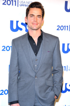NEW YORK, NY - MAY 02: Actor Matt Bomer attends the 2011 USA Upfront at The Tent at Lincoln Center on May 2, 2011 in New York City.  (Photo by Joe Corrigan/Getty Images) *** Local Caption *** Matt Bomer;