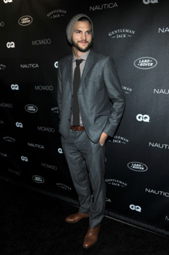 NEW YORK, NY - OCTOBER 26:  Actor Ashton Kutcher attends GQ's Gentlemen's Ball Presented By Gentleman Jack, Land Rover, Movado, and Nautica at The Edison Ballroom on October 26, 2011 in New York City.  (Photo by Larry Busacca/Getty Images for GQ)