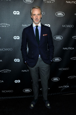 NEW YORK, NY - OCTOBER 26:  Designer Michael Bastian attends GQ's Gentlemen's Ball Presented By Gentleman Jack, Land Rover, Movado, and Nautica at The Edison Ballroom on October 26, 2011 in New York City.  (Photo by Larry Busacca/Getty Images for GQ)
