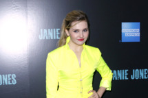 "NEW YORK, NY - OCTOBER 27: Abigail Breslin attends the ""Janie Jones"" New York screening at AMC Loews 19th Street East 6 theater on October 27, 2011 in New York City. (Photo by Donna Ward/Getty Images)"