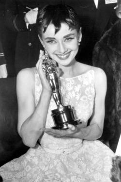 con su merecido Oscar