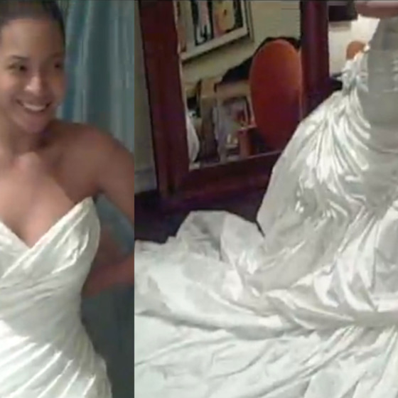 Beyonce Wedding: Beyoncé's Real Wedding Dress Finally Revealed -- The Cut
