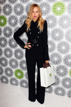 NEW YORK, NY - NOVEMBER 30:  Rachel Zoe visits the Piperlime Piping Hot Lounge at 201 Mulberry Street on November 30, 2011 in New York City.  (Photo by Jeffrey Ufberg/WireImage)