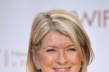 Martha Stewart attends the New York Women In Film & Television 31st Annual Muse Awards at the New York Hilton.