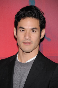 Joseph Altuzarra attends Valentino Garavani Virtual Museum Launch party at the IAC Headquarters on December 7, 2011 in New York City.