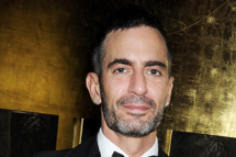 LONDON, ENGLAND - NOVEMBER 28:  (EMBARGOED FOR PUBLICATION IN UK TABLOID NEWSPAPERS UNTIL 48 HOURS AFTER CREATE DATE AND TIME. MANDATORY CREDIT PHOTO BY DAVE M. BENETT/GETTY IMAGES REQUIRED)   Designer Marc Jacobs attends a drinks reception at the British Fashion Awards 2011 held at The Savoy Hotel on November 28, 2011 in London, England.  (Photo by Dave M. Benett/Getty Images)