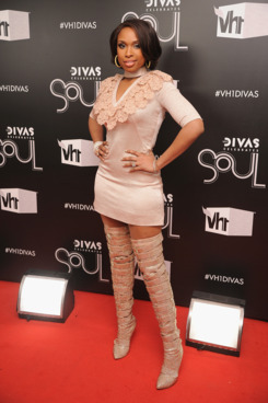NEW YORK, NY - DECEMBER 18:  Jennifer Hudson attends VH1 Divas Celebrates Soul at Hammerstein Ballroom on December 18, 2011 in New York City.  (Photo by Dimitrios Kambouris/Getty Images for Vh1)
