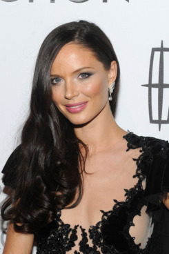 Georgina Chapman of Marchesa attends the 15th Annual ACE.