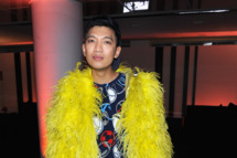Bryanboy attends the Barneys New York Celebration Launch of Gaga's Workshop at Barneys New York on November 21, 2011 in New York City.