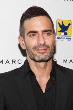 Designer Marc Jacobs attends the 2011 AID For AIDS International's My Hero gala at Three Sixty on November 8, 2011 in New York City.