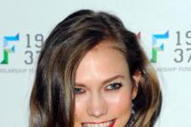 Model Karlie Kloss attends the 2012 YMA Fashion Scholarship Fund Geoffrey Beene National Scholarship Awards dinner at the Waldorf Astoria Hotel on January 10, 2012 in New York City.