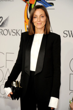 Phoebe Philo attends the 2011 CFDA Fashion Awards at Alice Tully Hall, Lincoln Center on June 6, 2011 in New York City.