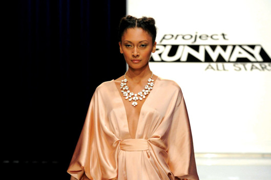 Project Runway Episode 4 - Michael