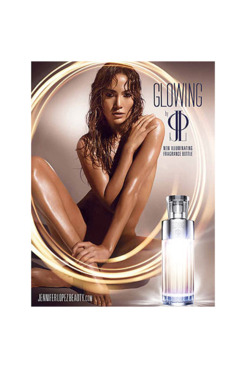 Jennifer Lopez JLO GLOWING
