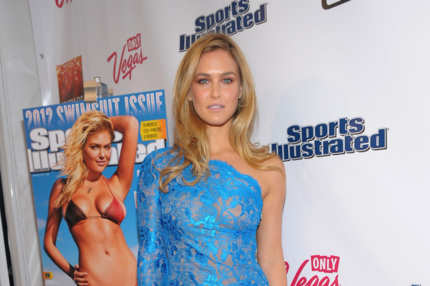 Sports Illustrated Swimsuit model Bar Refaeli attends SI Swimsuit Launch Party