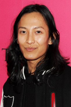 Designer Alexander Wang arrives for the 2010 Victoria's Secret Fashion Show at the Lexington Avenue Armory on November 10, 2010 in New York City.