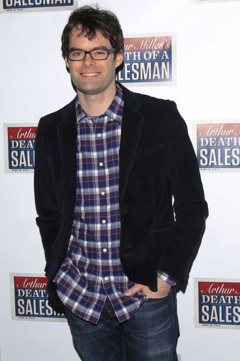 Bill Hader Opening Night Celebration for DEATH OF A SALESMAN